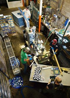 Mobile beer canning line coming to Michigan