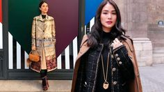 What Heart Evangelista wore to Paris Haute Couture Fashion Week, July Couture Mode, Couture Week, Haute Couture Fashion, Heart Evangelista Style, Power Dressing Women, Business Women, Street Style, Style Inspiration, Fashion Tips