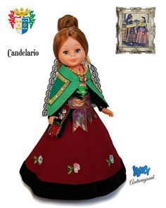 Femininity, Diy And Crafts, Disney Princess, Vintage, Dolls, Costumes, Suits, Nancy Doll, Traditional