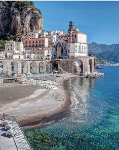 Atrani , Italy