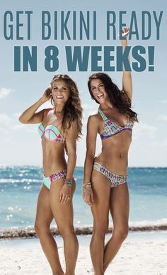 Make jaws drop this summer with our AMAZING 8 Week Bikini Program! This incredible new addition to the Tone It Up Nutrition Plan includes a meal-by-meal guide that takes the guesswork out of fueling your body to look & feel like a total bombshell!