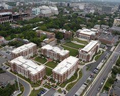 Vanderbilt University Campus | The Commons is Vanderbilt University's new living-learning community ...