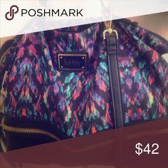 Nicole Miller handbag Comes with long strap side pocket zipper missing Nicole Miller Bags Shoulder Bags