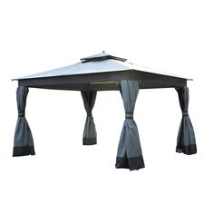Replacement Canopy Allen Roth 10 x 12 - RipLock 500 ...