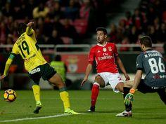 TL: Benfica-P. Ferreira, 1-0 (resultado final)