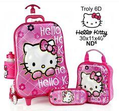 Tas Trolley Anak Import Karakter Terbaru Harga Murah Untuk Sekolah Tk Sd 8c82824944