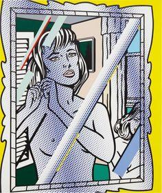 Nudes in Mirror, Roy Lichtenstein, $21,5 million