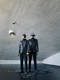 DAFT PUNK HQ — Daft Punk for the upcoming, July 2013