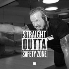 Straight outta Safety Zone!  #Bang!