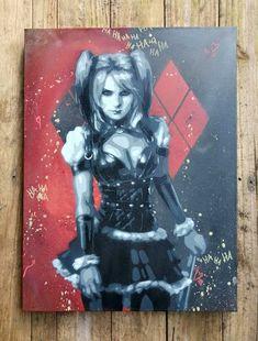 Harley Quinn by NeverenderDesign