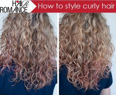 how to style curly hair with mousse relaxed easy hairstyles for curly hair hair 1718