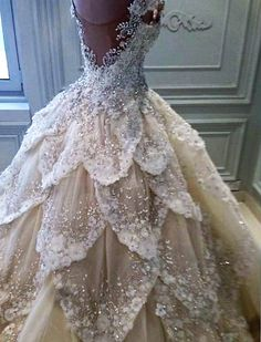 Luxurious Off the Shoulder Beading Wedding Dress Crystal Tiered Chapel Train Bri. Luxurious Off the Shoulder Beading Wedding Dress Crystal Tiered Chapel Train Bridal Gowns Dream Wedding Dresses, Wedding Gowns, Tiered Wedding Dresses, Wedding Dress Bling, Disney Inspired Wedding Dresses, Bridesmaid Dresses, 2017 Wedding, Sparkle Wedding, White Wedding Dresses