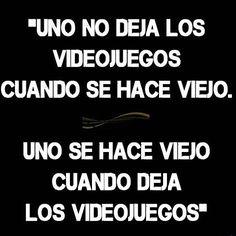 Frase del día!!! Amigos nunca lo olviden!!!! #gamersmeme #gamers #videojuegos #gamersoficial #geek
