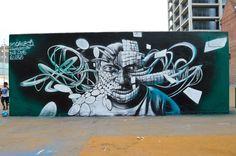 https://flic.kr/p/wTngLa | Zolar Graffiti StreetArt  Barcelona - 2015 | Zolar Graffiti - Street Art in Barcelona, 2015