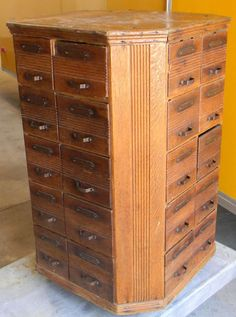 47 Best Old Hardware Cabinets And Small Drawers Images In