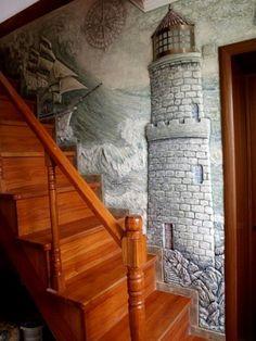 Одноклассники - {Wall Art} [image credit: ok. Plaster Art, Plaster Walls, Wall Design, House Design, Tadelakt, Inspirational Wall Art, Vintage Design, Wall Treatments, Room Paint