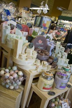 Farmers Market Soap Displays - Google Search