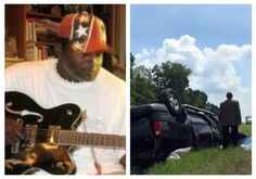 Car full of jeering black men force black Confederate supporter off road to his death after flag rally
