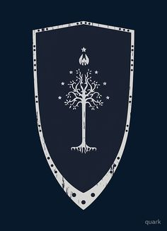 Lord Of The Rings - Gondor Shield