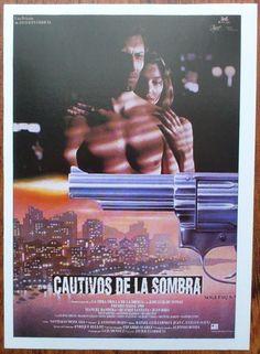 CAUTIVOS DE LA SOMBRA - Manuel Bandera Antonio Flores Beatriz Santana Photo Card | eBay