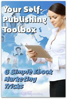 Book marketing in 15 minutes? It works. 6 Simple Ebook Marketing Tricks For Your Self-Publishing Toolbox Book Publishing Companies, Self Publishing, Sell Your Books, Ebook Cover, Writing A Book, Writing Tips, Writing Resources, Writing Process, Creative Writing
