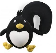 Almofada de Pescoço Reversível - Pinguim do Amor