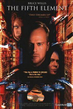 Il quinto elemento (1997) in streaming