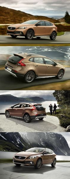 #Volvo V40 Cross Country Petrol Set Up in India #automobile #cars