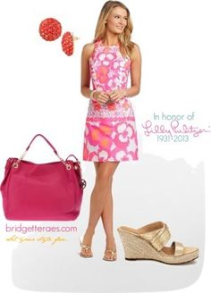 Lilly Pulitzer Dies at 81- Look 2