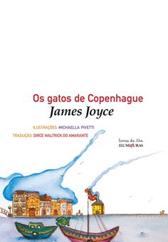 De Copenhague, Dinamarca, James Joyce manda por carta uma história para o seu neto Stephen Joyce, narrando a assombrosa inexistência de felinos nessa famosa capital. Tendo sido descoberta apenas recentemente, a história fantástica do escritor irlandês é oferecida agora às crianças brasileiras numa edição ilustrada sob o título Os gatos de Copenhague.