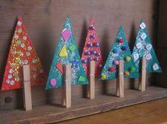 Inspirasjon til juleverkstaden