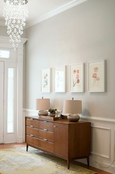 Benjamin Moore warm gray paint color