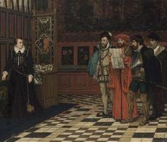 House Of Stuart, Castle Painting, Mary Stuart, Castle House, Oil Painting Reproductions, New Artists, Large Art, Lovers Art, Art For Sale