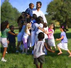 Lord Jesus love children