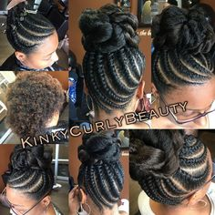 Sydnei is a new natural that only wore puffs. Today she received her very first with a Sydnei is a new natural that only wore puffs. Today she received her very first with a Black Hair Updo Hairstyles, Flat Twist Hairstyles, Flat Twist Updo, African Braids Hairstyles, Girl Hairstyles, Braided Hairstyles, Beautiful Hairstyles, Natural Hairstyles, Dreadlock Hairstyles
