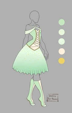 Outfit Design Auction #2 [Open] by StealingYourRamen.deviantart.com on @deviantART