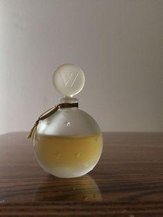 Worth Paris perfume parfum Vintage KE Reviens Lalique Star Bottle 3.5 ounce #Worth