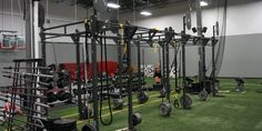 24′ x 6′ X-Rack – Game Face Training – Brooklyn Park, MN