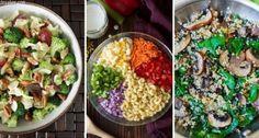El arte de cocinar sano simplificado al máximo.