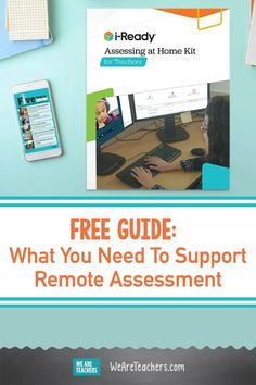 Here's a free downloadable guide to support remote assessment so your students' families know what to do and what not to do. #printables #teachingguide #remotelearning #assessment #learningathome #teachingresources #teaching #school #education Middle School Teachers, Elementary Teacher, Math Teacher, Teaching Math, Teaching Resources, I Ready Test, Test Taking Strategies, Reading Assessment, Planning Calendar