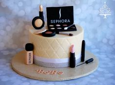 Birthday Cakes - SEPHORA makeup cake