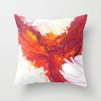 Throw Pillows by Judy Applegarth