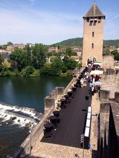 Pont Valentre. Cahors.