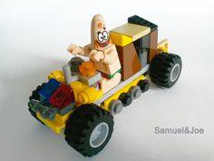 Happy Patricio' Tractor