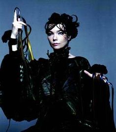I listen to Bjork and love her music.  haha!!!!