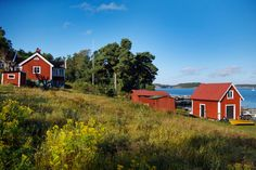 Swedish Islands Offer an Escape From Stockholm