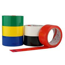 Find and Buy: Red Blue Green White Yellow Black Color Adhesive T...