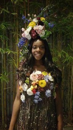 One of the product designers being featured by #hydrangeableu  Thank you @ #hydrangeableu for being a sponsor @ #avantgarde 💯🙌🏼🙏🏼 #charity #boyshopegirlshope #orangecounty #california #flowers #floral #JenniferNicoleAnderson #photography #tonylattimore