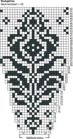 Leaf Knitting Pattern, Fair Isle Knitting Patterns, Crochet Basket Pattern, Knitting Stiches, Fair Isle Pattern, Knitting Charts, Knitting Designs, Knit Patterns, Hand Knitting