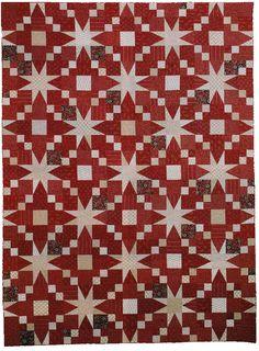 #179 Ring Of Stars Pattern by Nancy Rink